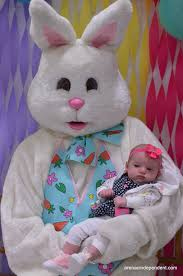 Meet The Easter Bunny Friday, March 16