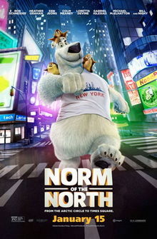 Tyler Brindley and Norm Of The North Friday, July 15
