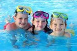 Community Pool Hours, Swim Lessons and Adult Water Aerobics