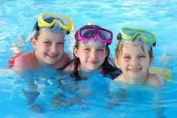 Community Pool Hours and Swim Lessons Info