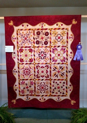 Quilt Expo in Rising Sun September 8-10