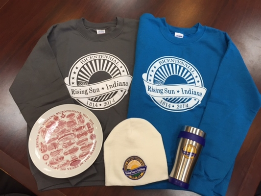 Bicentennial Items For Sale at Christmas Market, Dec. 5 – 6