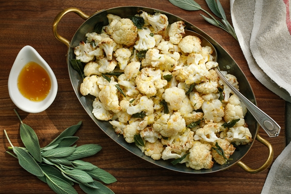 Get Cookin' with Cauliflower