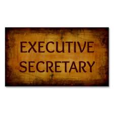 Mayor's Executive Secretary Position Open