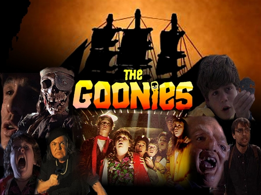 Movie on Main – THE GOONIES – Friday, Sept. 12