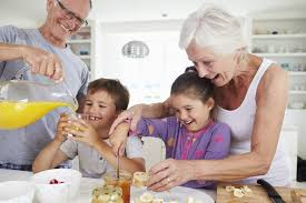 Grandparents Raising Healthy Grandkids