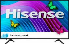 Win A Hisense 50-Inch Smart TV
