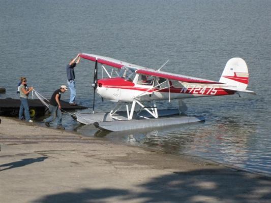 Mac's Seaplane