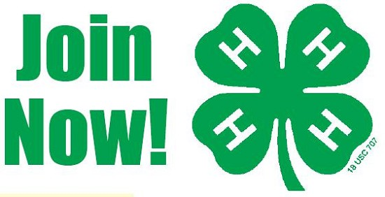 4H Enrollment Ends Jan. 15, 2015 – Sign Up Now