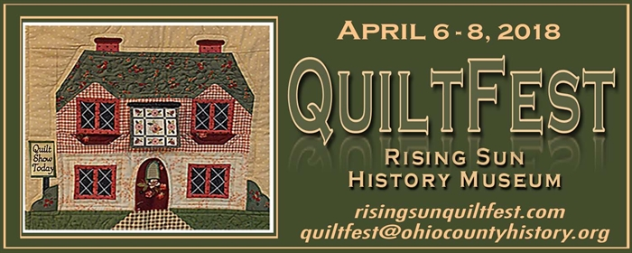 QuiltFest Returns April 6-8 to History Museum