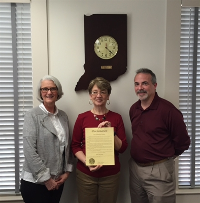 March Proclaimed Red Cross Awareness Month