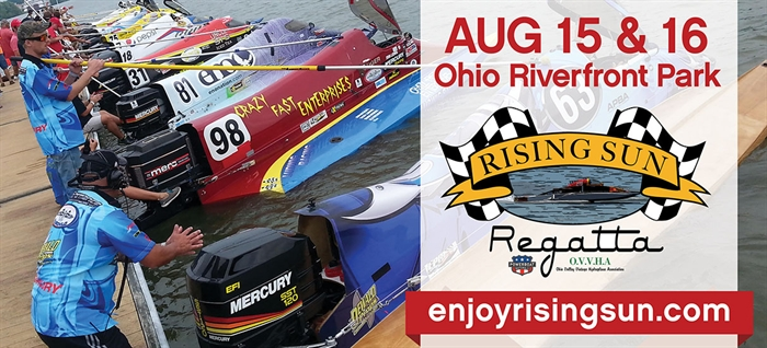 RISING SUN REGATTA – AUGUST 15 &16