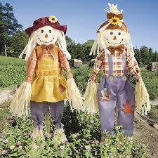 Navy Bean Scarecrow Contest