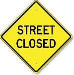Street Closings Before and During Navy Bean Festival