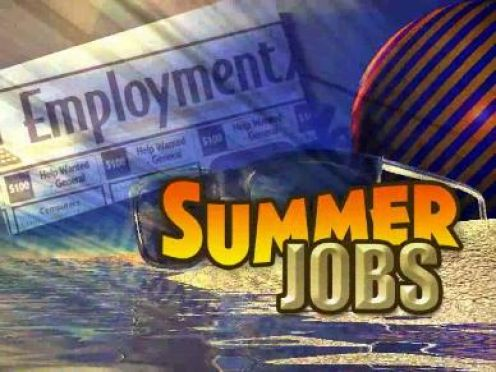 Street Department Hiring Summer Help