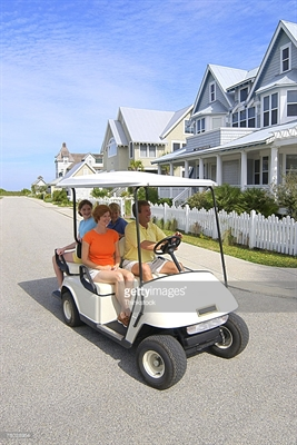 Make Your Golf Cart Legal In 2018-19