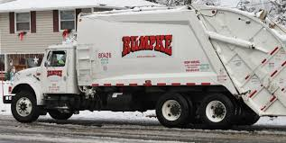 Trash Collection Thursday, December 28 and January 4